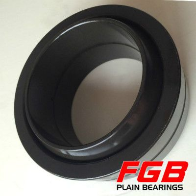 FGB GE30UK-2RS Steel/PTFE Fabric Radial spherical plain bearings