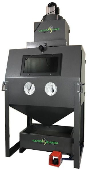 Vapor King Direct Pressure Wet Blast Cabinet