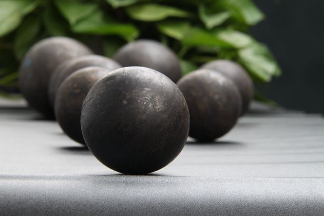 25-150 mm grinding steel ball