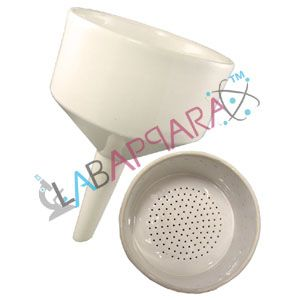 BUCKNER FUNNEL:- LABORATORY EQUIPMENTS