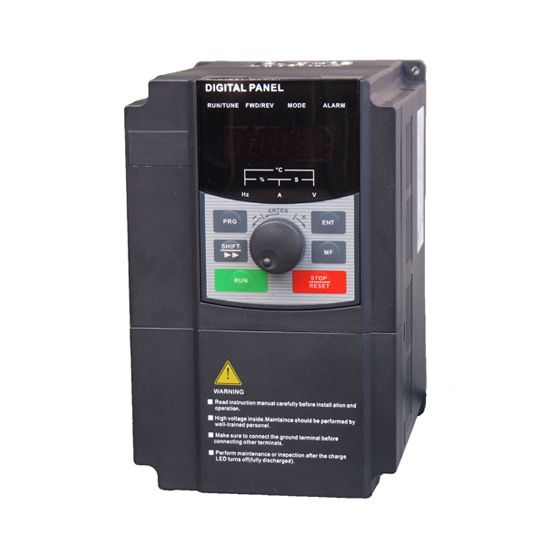1 hp Solar Pump Inverter with MPPT, DC/AC to 3ph AC 220V