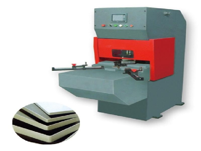 SHEET METAL CORNER FORMING MACHINE