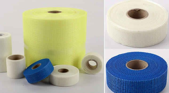 plastering mesh tapes