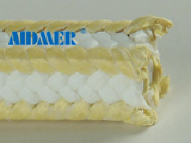 Kevlar and PTFE Corner Packing