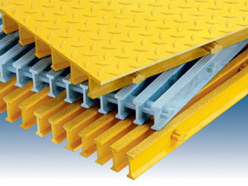 fiberglass grating, FRP molded grating
