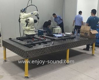 5x10ft 3D welding table, Fixture table, Modular welding table, jig table