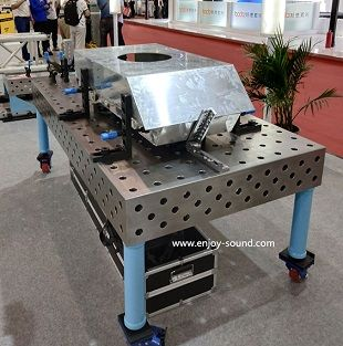 4000x2000mm 3D welding table, Fixture table,