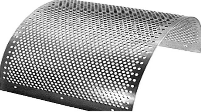 304 Stainless Steel Embossed Perforated Sheet