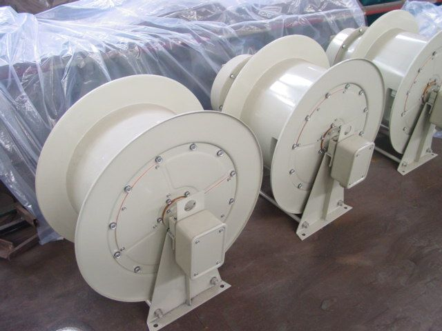 Cable Reel  (cable reeling drum)