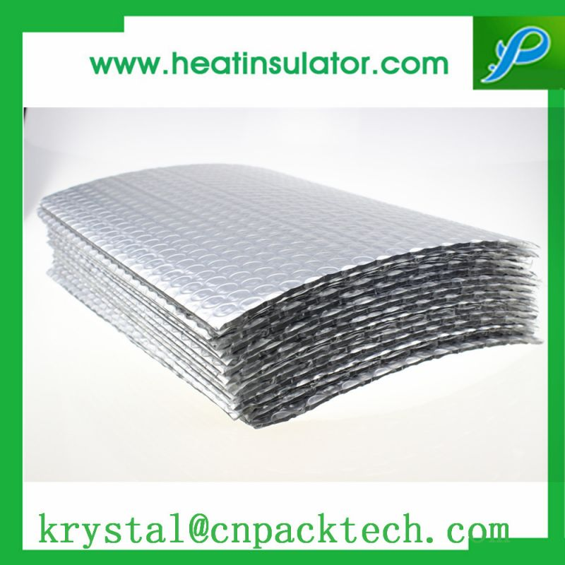 reflective foil bubble insulation for steel house insulation
