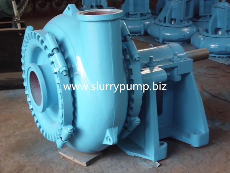Wear resistant sand gravel pump for Slag Granulation