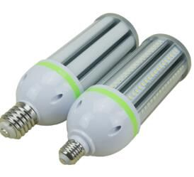 High power LED Corn bulb 150W Aluminum housing double fins 140lm/Watt for enclosed fixture