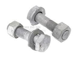 HDG 8.8 Bolts