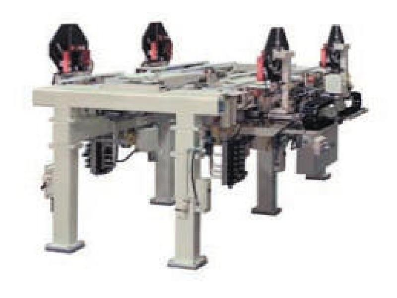 Non-Contact Alignment Machines