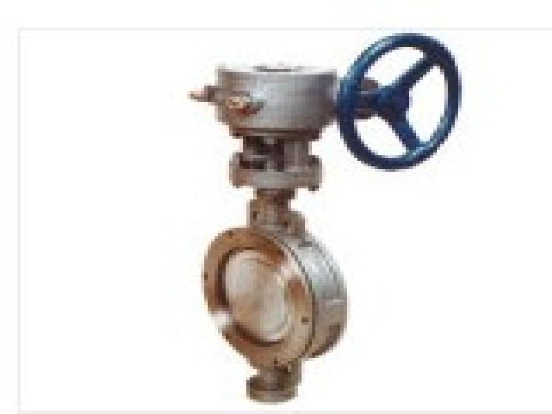 Butterfly Valve- Wafer Type Elastic Hard Sealing, PTEE Sealing Butterfly Valve
