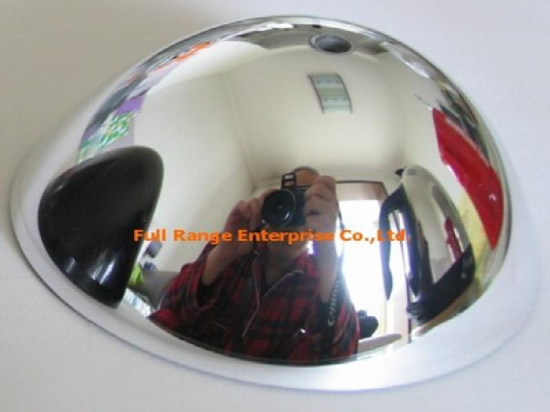 Paraboloidal Mirror for 360 Degree Panormaic Imaging Systems