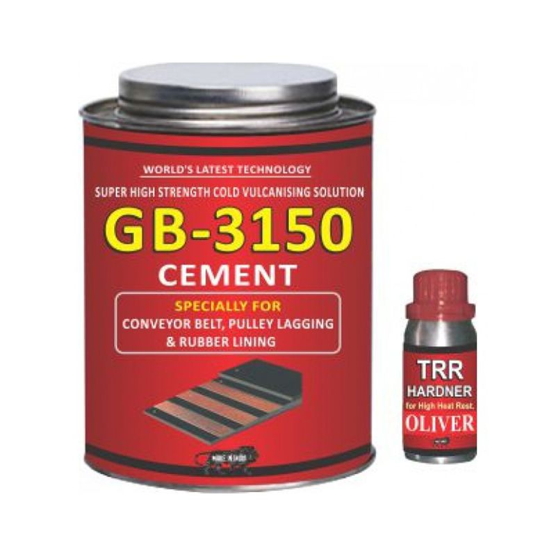 Cold Vulcanizing Solution GB-3150 Adhesive with hardener