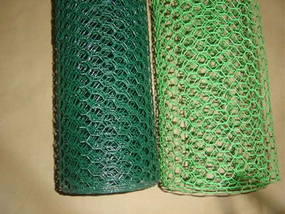 Hot Dipped Galvanised Iron Hexagonal Wire Netting