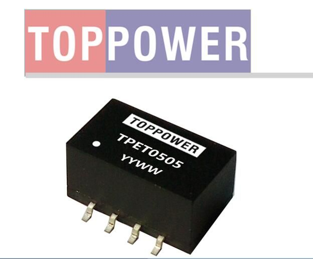 1W 3KVDC Isolated DC/DC