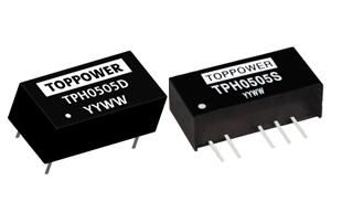 2W DC/DC converters POWER SUPPLY MODULES