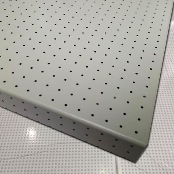 Architectural Decoration Perforated Aluminum Sheet