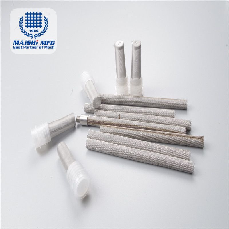 Good Quality Stainless Steel Cylinder Filter Mesh