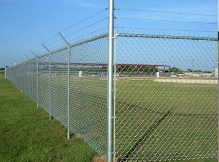 Galvanized Steel Chainlink Mesh