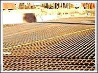 Welded Wire Mesh Reinforcement (Reinforcing) for Concrete