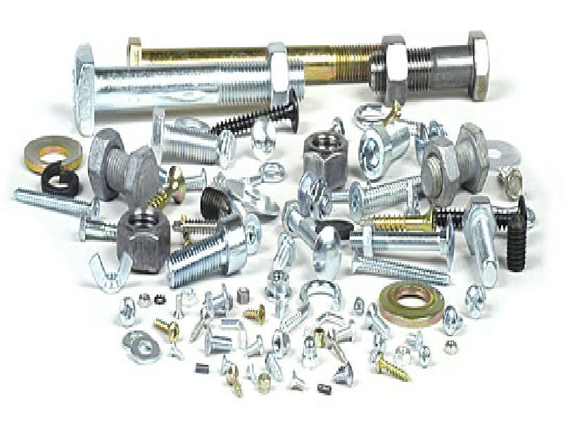 Carbon Steel Fasteners Bolts,Screws,Nuts,Washers,Rods