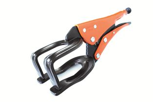 Locking U-Clamp