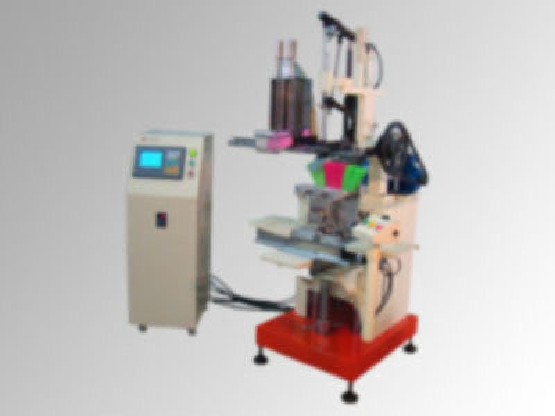 2-Axis Brush Tufting Machine