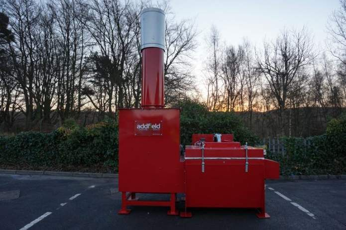GM250 General Medical Waste Incinerator