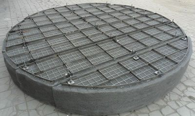 blankets type demister pad