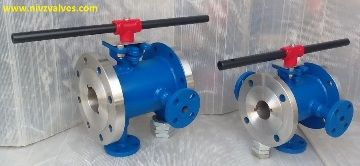 Jacketed Ball Valve, Sulfur-Bitumen-Asphalt-Coaltar Jacketed Valve