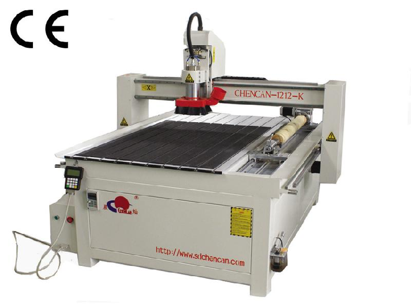 Multi-function CNC Router