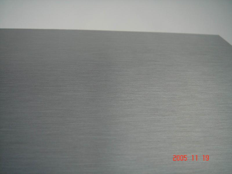 Anodized Aluminiu/Aluminum Sheet,hairline surface