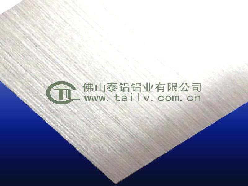 Anodized Aluminium/Aluminum Sheet&Coil,Brush Surface