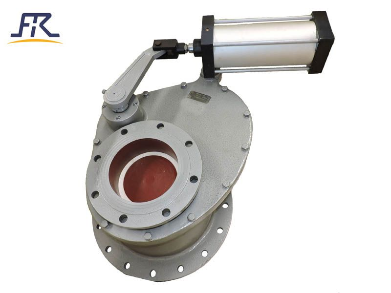 Ceramic Lined Rotary Gate Valve,Pneumatic Ceramic Rotary Gate Valve,ceramic gate valve,