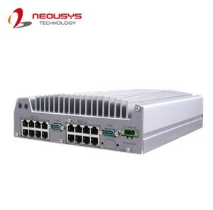 Nuvo-3616VR Fanless Embedded Computer