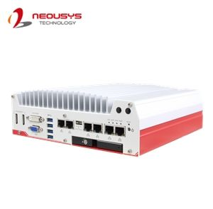 Nuvo-5000LP Fanless Embedded Computers
