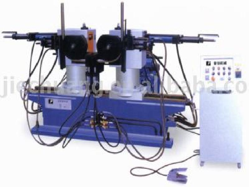Double Head pipe bending machine