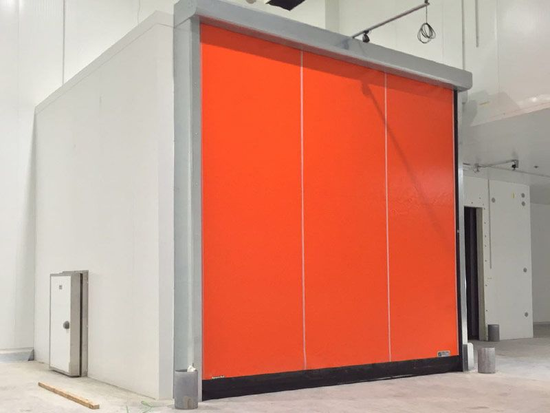 Insulated High Speed Doors Frigo 2