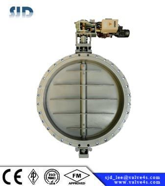 KE600B Electric Butterfly Valve