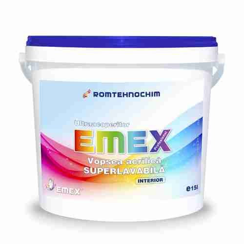 """EMEX"" SUPER WASHABLE INTERIOR PAINT"
