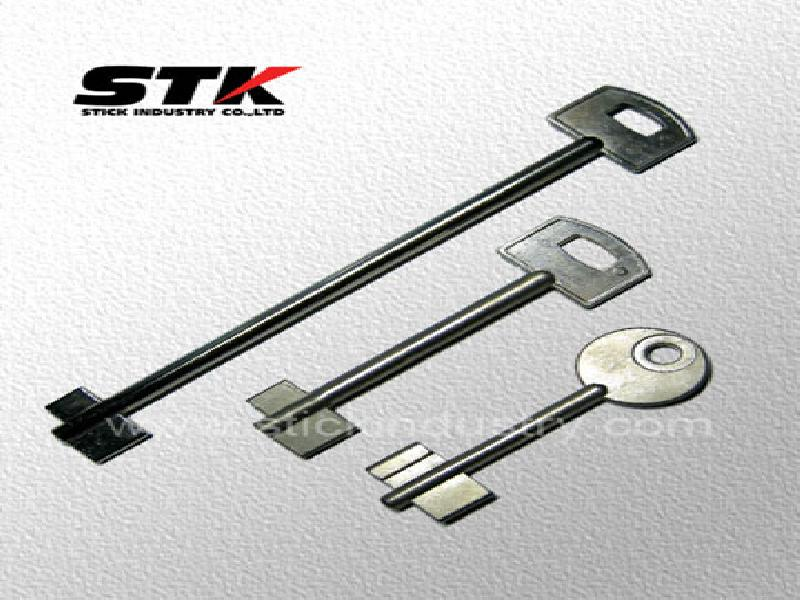 Zamak Alloy Keys (STZD-0002)