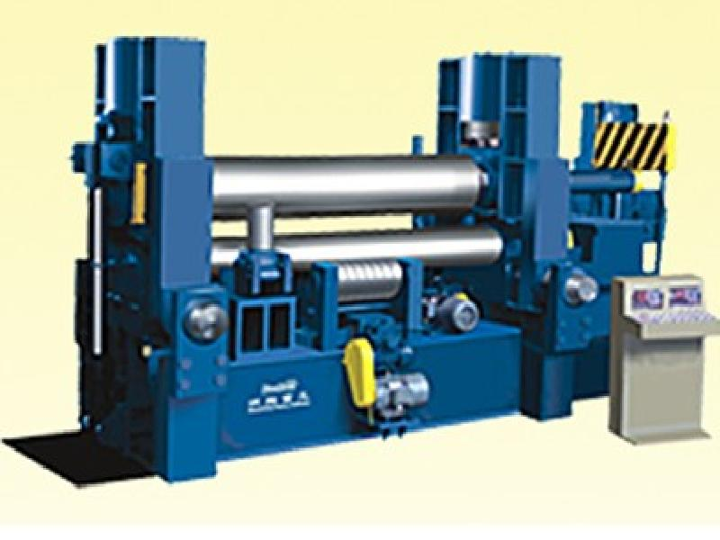 rolling machine , plate bending machine