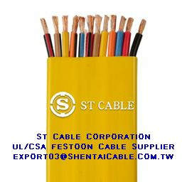 UL/CSA festoon cable