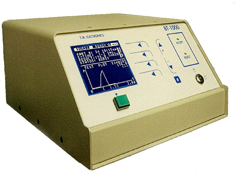 TME Automated Package Tester