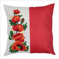 DIY CROSS STITCH KIT ''DECORATIVE PILLOW""