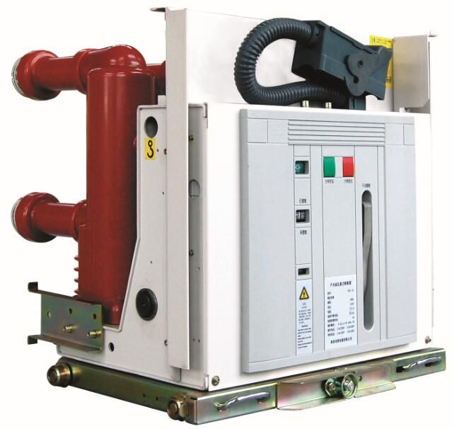 VIB 12KV HV Vacuum Circuit Breaker with Embedded Poles
